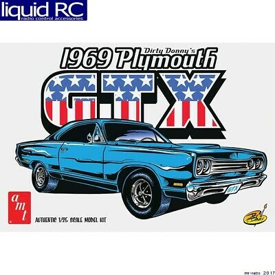 AMT 1065 1/25 Dirty Donny 1969 Plymouth GTX