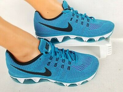 b4d26f32ec4d6 Nike Air Max Tailwind 8 Blue Gym Running Traning Shoes Sneakers Womens Size  11