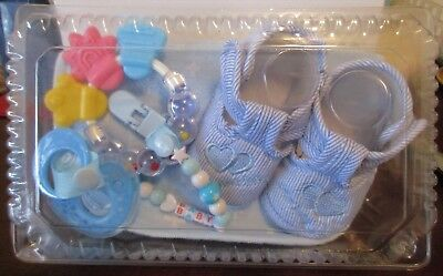 Baby Gift Pack -  Baby Boy x 5 Items