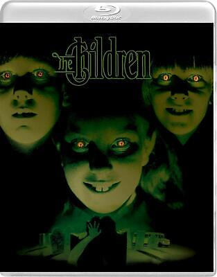 The Children Blu-Ray | Dvd | Region Free | Vinegar Syndrome | Horror