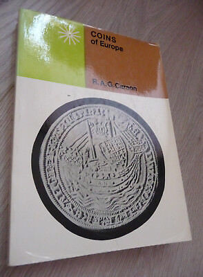 Coins of Europe (Volume II - Carson)
