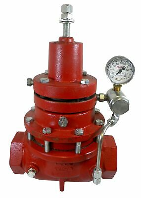 "Kimray 230 SGT BP-D 2"" (AAR) Gas Back Pressure Regulator"