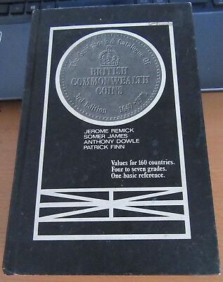 Guide Book and Catalogue of British Commonwealth Coins, 1649-1971