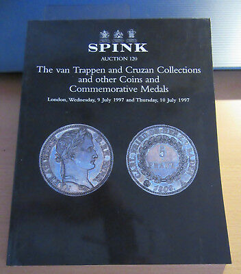 Spink Auction 120: The van Trappen and Cruzan Collections and other Coins and C
