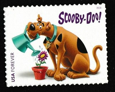 US 5299 Scooby-Doo forever single (1 stamp) MNH 2018