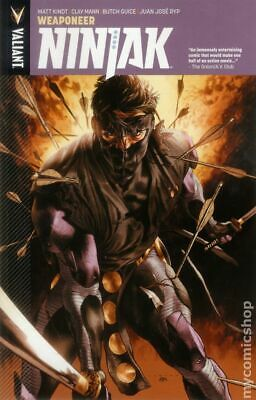 Ninjak TPB (2015- Valiant) #1-REP NM Stock Image