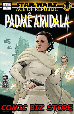 Star Wars Aor Padme Amilda #1 (2019) 1St Printing Rivera Main Cover Mavel Comics
