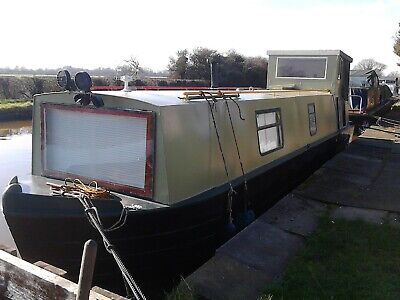 Narrowboat, Canal Boat, River Boat, Live Aboard, House Boat