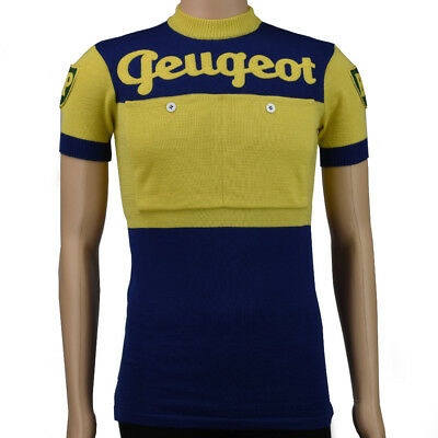 VINTAGE CYCLING JERSEY - 80% wool - Santini - small size - good ... 002893839