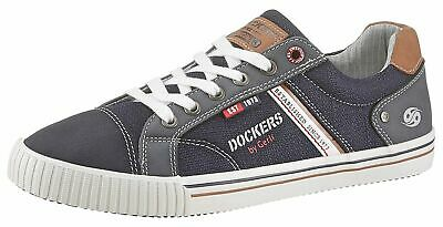 DOCKERS BY GERLI 44AY002 Herren Canvas Sneakers Halbschuhe