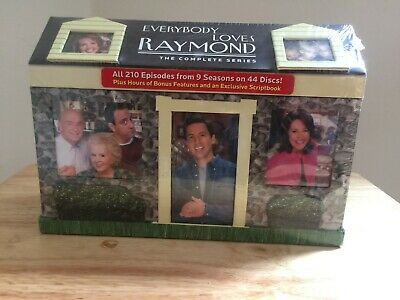 Everybody Loves Raymond  House Complete Collection DVD New Sealed