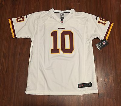 Top ROBERT GRIFFIN III Washington Redskins Nike Game Jersey Youth XL New  free shipping