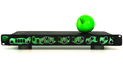 Focusrite Green VoiceBox Preamp Equalizer Compressor Channelstrip + /GEWÄHR/