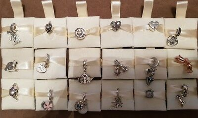 New Genuine PANDORA Charms  S925 ALE  Sterling Silver+free Pouch