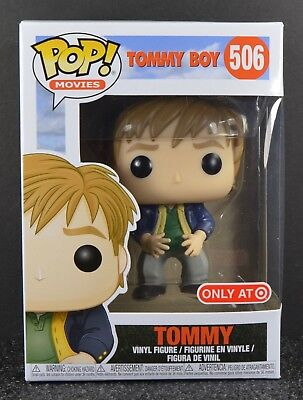 Funko POP Tommy Boy Tommy 506 Target Exclusive - In A Little Coat (flawed boxes)