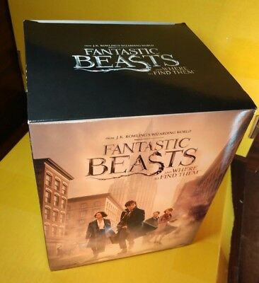 Fantastic Beasts and Where To Find Them W. Niffler Statue (Blu-Ray+DVD/Digital)