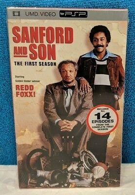 Sanford and Son - The First Season (UMD, 2005) Factory Sealed