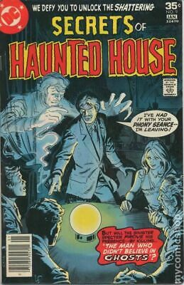 Secrets of Haunted House #9 1977 VG 4.0 Stock Image Low Grade