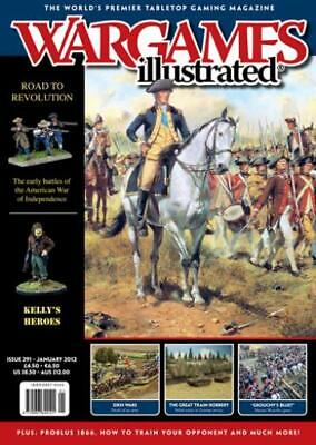 "Stratagem  Wargames Ill #291 ""Road to Revolution, Sikh Wars, The Great  Mag VG+"