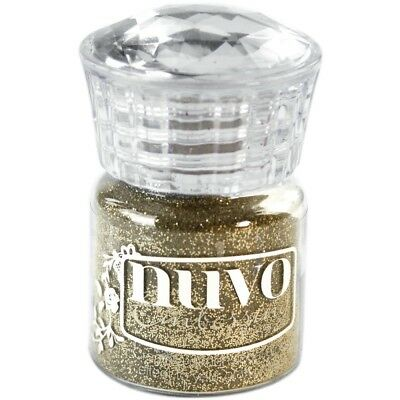 Nuvo Glitter Embossing Powder - Gold Enchantment