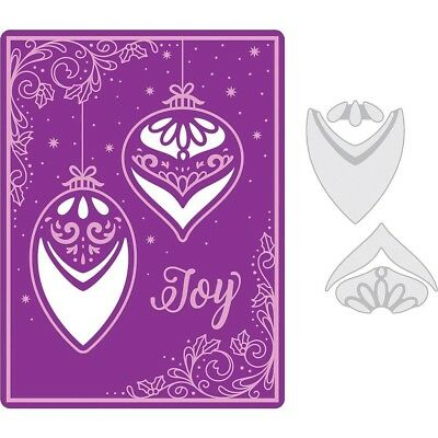 Sizzix 3D Textured Impressions By Courtney Chilson -Season Of Joy
