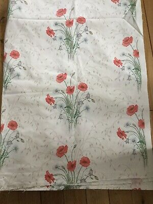 Vintage Dorma Diary Of An Edwardian Lady Fabric Approx 125cm W  x 5.5m L