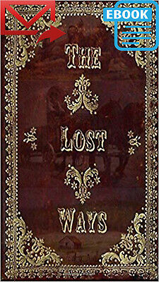 [PDF] The Lost Ways EB00K  (special edition)