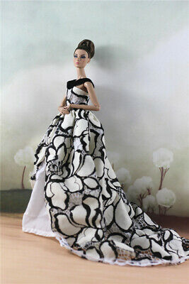 Fashion Party Dress Evening Clothes/Gown For 11 inch. Doll #04