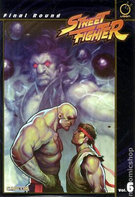 Street Fighter TPB (Udon/Devil's Due Digest) #6-1ST 2010 NM Stock Image