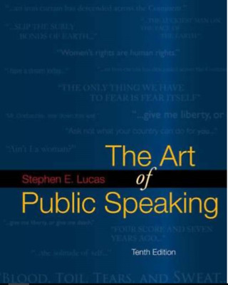 The Art of Public Speaking {PDF Book} Download + Gift