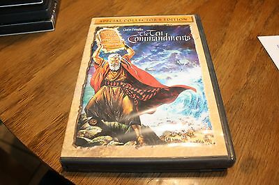 DVD   The Ten Commandments