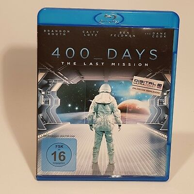 Bluray Blu-Ray - 400 Days - The last Mission - Sehr guter Zustand