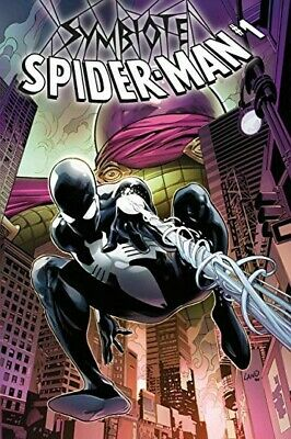 Symbiote Spider-Man #1 Reg NM *PRE SALE* Marvel Ships Apr 10