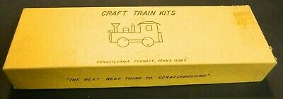 HO Scale Ye Olde Huff-N-Puff Craft Train Kits Model Railroads & Trains