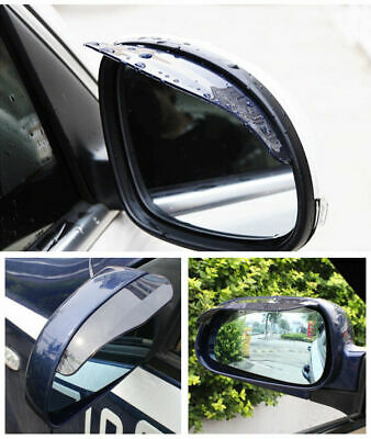 2PCS Car Truck Mirror The Rain Stop Driving On Rainy Accessories AUTO Rearview