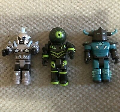 ROBLOX KORBLOX CHAMPIONS Series 1 Mini Action Figures Only NO Code Weapons