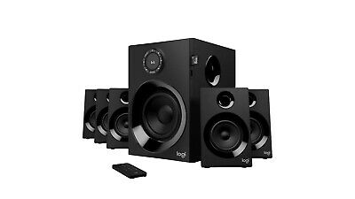 Logitech Z607 5.1 Surround Sound Speaker System Bluetooth (Free Postage)