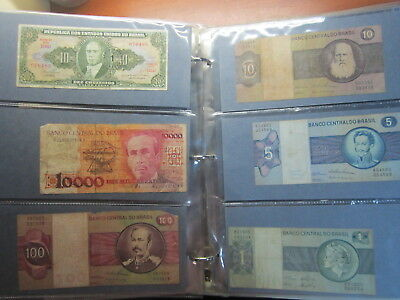 World notes Bulk Lot in Album App 102 Huge Collection World Notes circulated