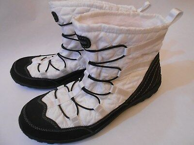 820c69fe017e4 Skechers Women's Ankle Boots Shoes Relaxed Fit Reggae Fest Steady Size 9.5  49301