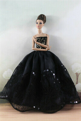 Fashion Princess Party Dress/Evening Clothes/Gown For 11.5 inch Doll a19