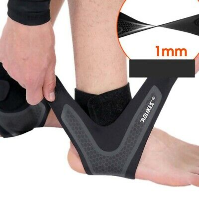 1PC Adjustable Elastic Ankle Brace Support Sports Basketball Protector Foot Wrap