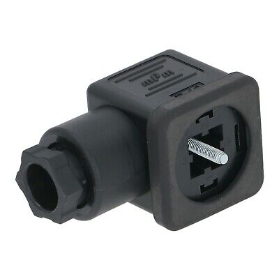 Electrical Power Plug Connector For Vibratory Water Pump Coffee Maker Machine