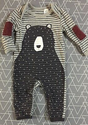 Cotton On Baby Boys Romper Boys 0-3 Months 000