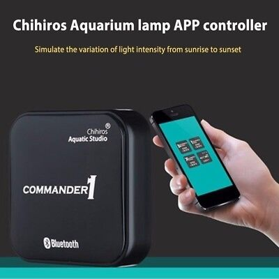 Chihiros Bluetooth LED Light Dimmer Controller intelligent Aquarium Fish Tank