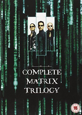Harry J. Lennix, Lambert Wi...-Matrix Trilogy (UK IMPORT) DVD [REGION 2] NEW