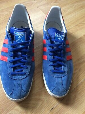 new style 6d78e 3dd05 Adidas Gazelle Men s Trainers Size 10