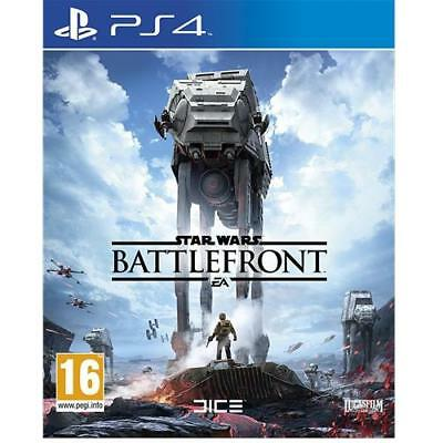 Star Wars Battlefront PS4 Brand New & Sealed Game for Sony PlayStation 4 Cheap