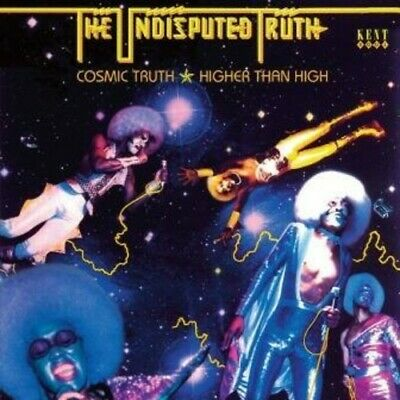 Undisputed Truth - Cosmic Truth / Higher Than High [New CD] UK - Import