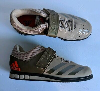 a0909b2ee4f Adidas Powerlift 3.1  BA8017  Men Weightlifting Shoes Olive Beige Green  Black