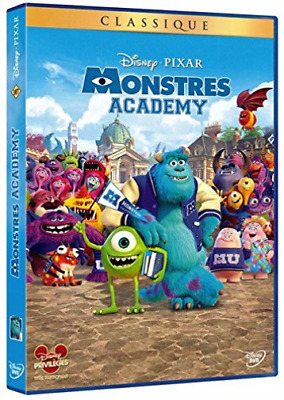 Goodman, John-Monstres Academy [Fr Import] (UK IMPORT) DVD [REGION 2] NEW